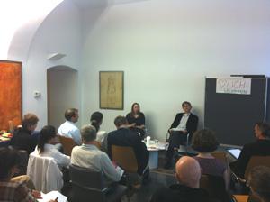 Ein Abend des kulturellen Wandels bei plenum in Wien