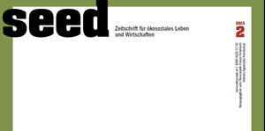 "Interview und Rezension im Magzin ""seed"""