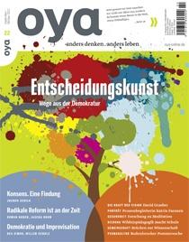 OYA-Cover_Entscheidungskunst