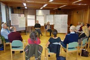Seminar zum kulturellen Wandel im Salzburger Bildungshaus St. Virgil