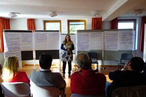 Als Vorbereitung auf den ersten BürgerInnen-Rat in der Region Lafnitztal moderierte Rita Trattnigg ein Treffen mit den Bürgermeistern und pol. VerantwortungsträgerInnen