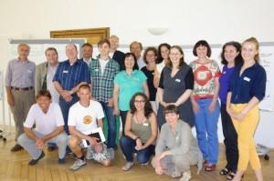 TeilnehmerInnen des ersten landesweiten Kärntner BürgerInnen-Rates