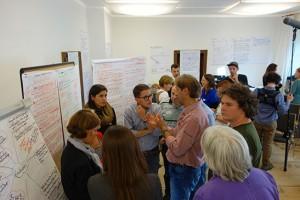 Engagierte Diskussionen am Ersten landesweiten Salzburger BürgerInnen-Rat
