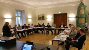 Das Kremser Modell für Information und Bürgerbeteiligung wurde beschlossen und präsentiert
